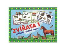 Hra vzdělávací Zvířata 1