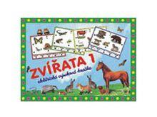 Vzdělávací hra Zvířata 1