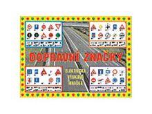 Vzdělávací hra Dopravní značky