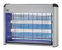 Elektrický lapač hmyzu s UV zářivkou 20W (2x10W) elektrický TIPA T-20W