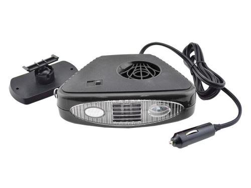 3in1 přídavné topení/ventilátor/LED lampa (vyhřívání automobilových oken)
