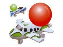 Letadla na balónkový pohon