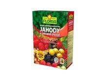 Hnojivo organominerální FLORIA pro jahody a ovoce 2.5 kg