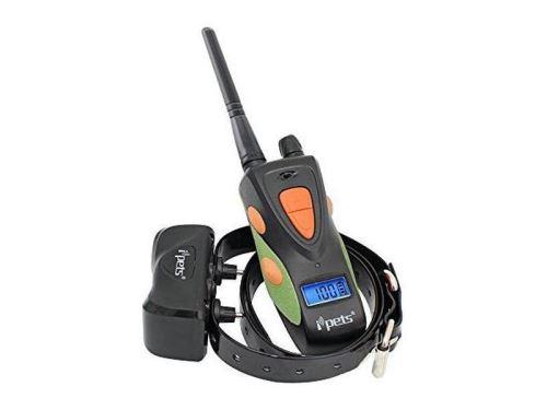 Obojek elektronický výcvikový iPets PET-617 DOG TRAINER s LCD