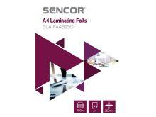 Laminovací folie SLA FA4B250 A4 250mic 100ks