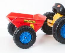 Vlečka ke šlapacímu traktoru G21 RED