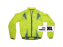 Bunda XL reflexní žlutá S.O.R. COMPASS 01561