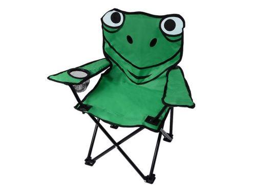 Židle kempingová malá FROG