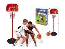Koš na basketbal G21 dětský na stojanu