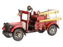 Model auta FIRE TRUCK (dekorace)