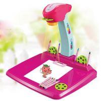 Projektor kreslící G21 dětský PINK