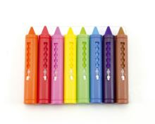 Pastelky do vany TEDDIES dětské barevné