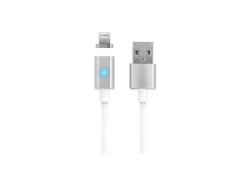 Kabel USB - LIGHTNING 1m FOREVER magnetický