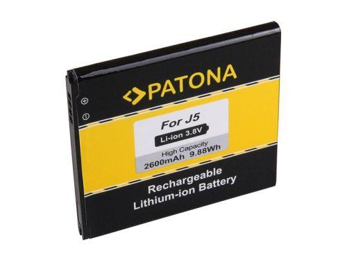 Baterie SAMSUNG GALAXY J5 2600 mAh PATONA PT3158