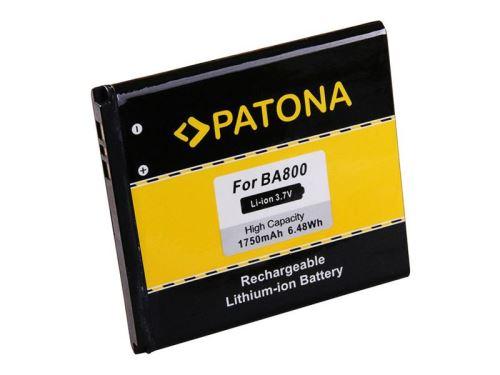 Baterie SONY ERICSSON BA800 1750 mAh PATONA PT3133