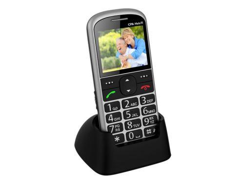 Telefon CPA HALO 11 SILVER