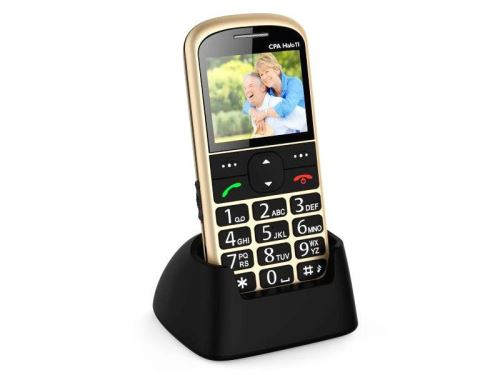 Telefon CPA HALO 11 GOLD
