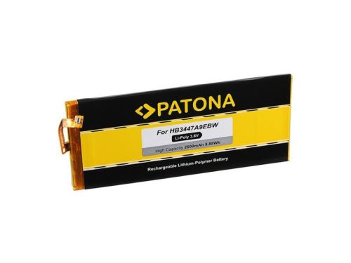 Baterie HUAWEI P8 HB3447A9EBW 2600 mAh PATONA PT3197