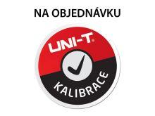 Kalibrace UNI-T UT278A