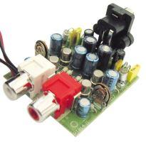 Stavebnice TIPA PT014 Předzesilovač pro gramofon s magnetodynamickou přenoskou