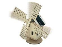 Solární stavebnice Větrný mlýn