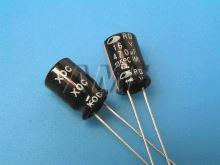 470uF/16V - 105°C Samwha RD   kondenzátor elektrolytický