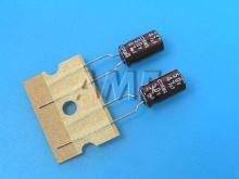47uF/50V - 105°C Nippon  KMG   kondenzátor elektrolytický