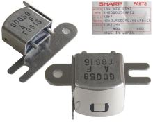 Hlava mono 335 ohm G0058 / RHEDG0058AFZZ, kazetové magnetofony Sharp