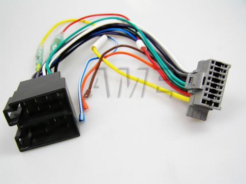 Kabel AUTO redukce ISO / PANASONIC ZRS-130
