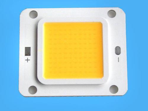 LED ČIP30W-12V / LED dioda COB 30W 12V / LEDCOB30W/12V / LED CHIP 30W12V - teplá bílá