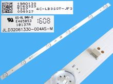 LED podsvit 555mm, 6LED / DLED Backlight 555mm - 6DLED, JLD32061330-004AS-M / 4C-LB320T-JF3