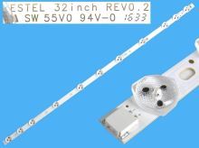 LED podsvit 575mm, 11LED / LED Backlight 575mm - 11LED, náhrada 30079342AL, 30077844, 3007