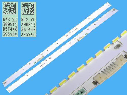 "LED podsvit EDGE sada Samsung 55"" / LED Backlight edge 600mm - 66 + 66 LED  BN96-39595A +"