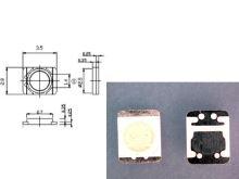 LED podsvit samostatná dioda 3528 / 2835 1,5W 3V  LG  9000K