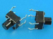 Mikrotlačítko 6 x 6mm - 7mm výška