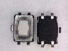 Mikrotlačítko SMD 4,7 x 3,5 mm - 2,5 mm výška, mobilní telefon, auto klíč, dálkové ovládán