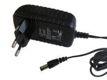Napaječ univerzální impulzní 12V / 1,5A, konektor 5,5x2,1mm