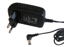 Napáječ univerzální impulzní 12V / 1,5A, konektor 5,5x2,5mm
