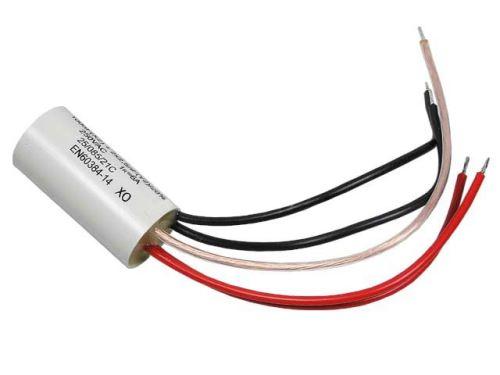 Odrušovací kondenzátor TC259 jednostranné vývody - průchodový