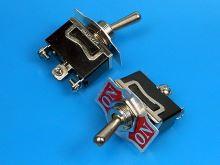 Přepínač páčkový - 2 polohy ON-ON    TSP102AA2