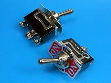 Přepínač páčkový - 3 polohy ON-OFF-ON    TSP103AA3