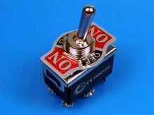 Přepínač páčkový - 3 polohy ON-OFF-ON    TSP203AA3