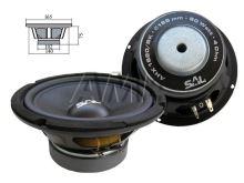 Reproduktor SAL AHX1620 BK  4ohm/60W - basový / středobasový reproduktor