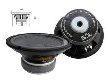 Reproduktor SAL SBX2030/BK 8ohm/120W - basový reproduktor