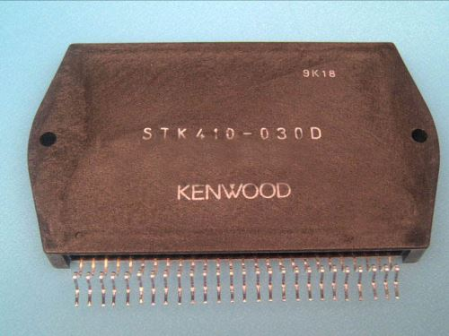 STK410-030K / STK410-030D