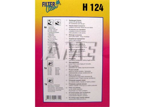Sáčky do vysavače HOOVER - H124