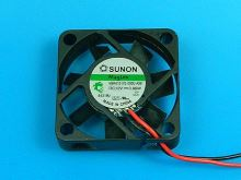 Ventilátor 40x40x10mm  12V / 80mA  Sunon MB40101V2-A99