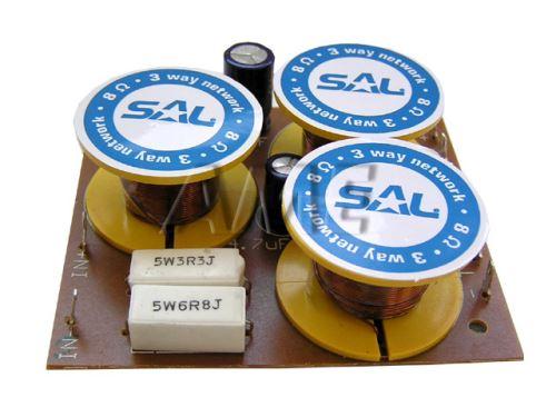 Výhybka SAL HV316A třípásmová 8ohm/100W