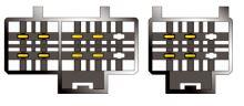 Konektor ISO Nissan -99, 21058