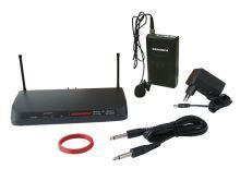 Mikrofon bezdrátový WR802DV+UT-86P(J)+LM-60